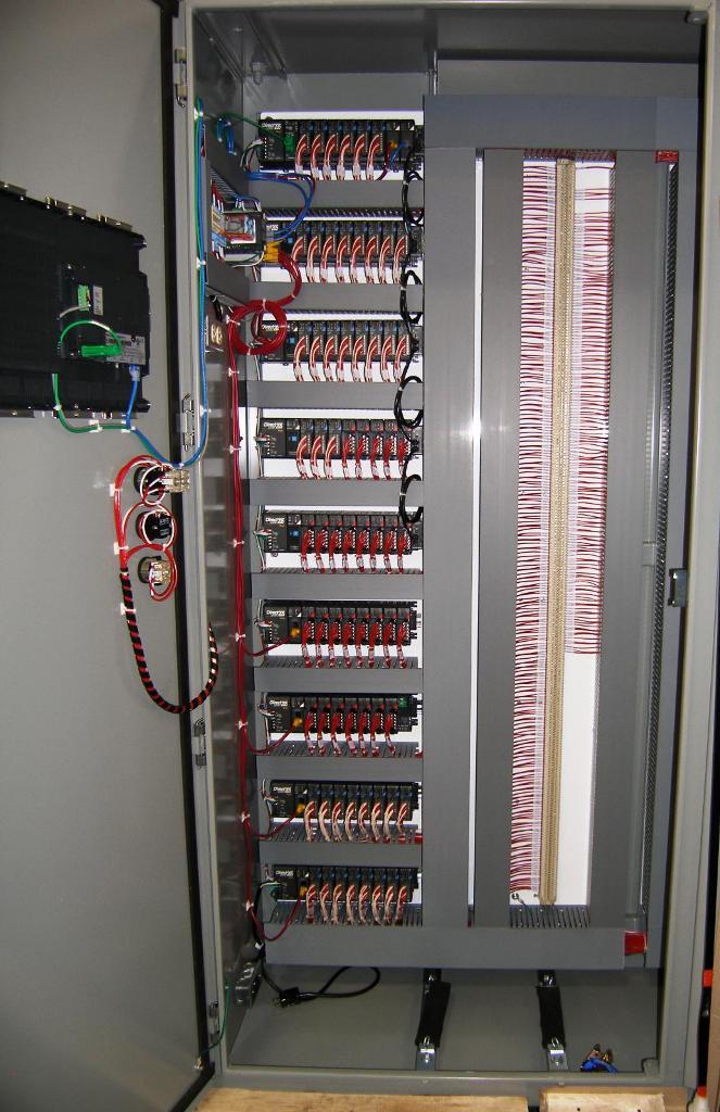 Plc Mcc Panels